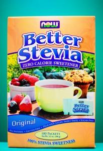 Better Stevia saszetki